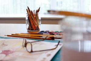 Leonie Verbrugge studio detail