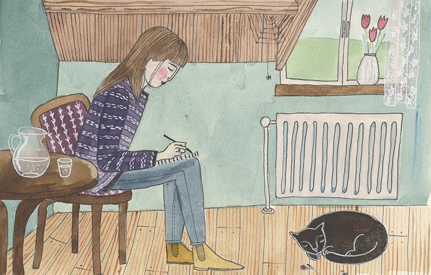 Leonie Verbrugge your illustrator