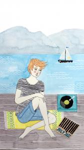 Leonie Verbrugge wallpaper July